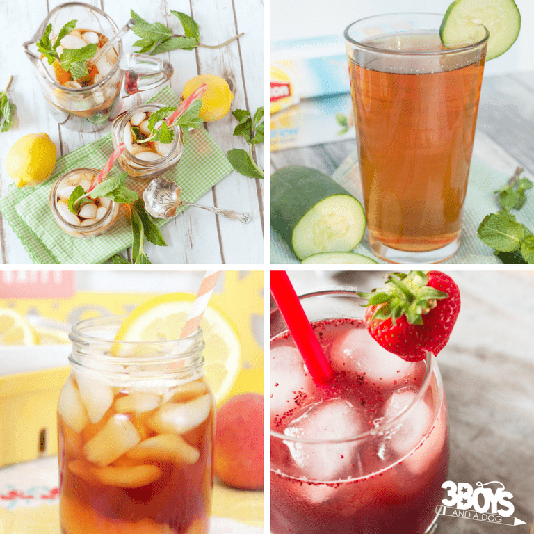 Homemade Iced Tea Recipes to Try