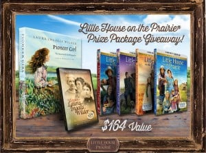 Little House on the Prairie® Launches New Website! (NYC)