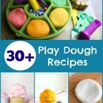 Over 31 Play Dough Recipes