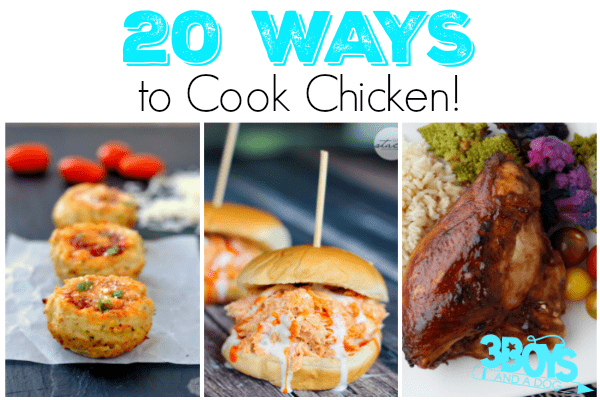 Ways to Cook Chicken