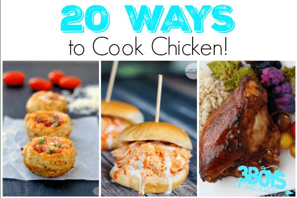 Ways to Cook Chicken