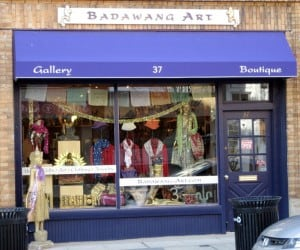 Women in Business Wednesday- Carol Schoffmann of Badawang Art & a Double Giveaway! (NYC)