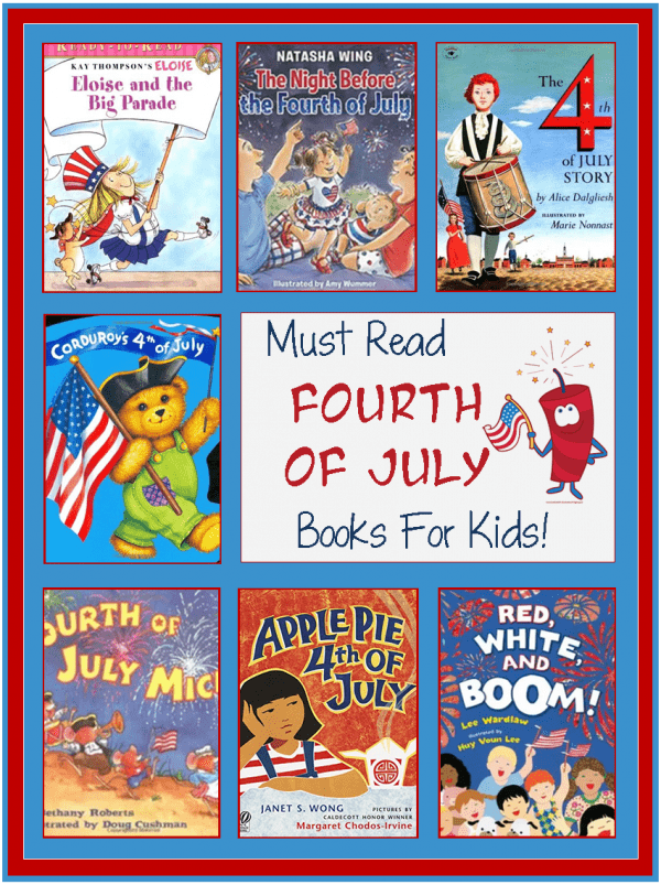 Independance Day Books for Children