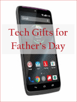 Tech Gift Ideas for Fathers Day