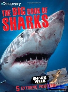 Discovery Channel Big Book of Sharks $12.18