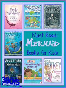 Books about Mermaids for Kids