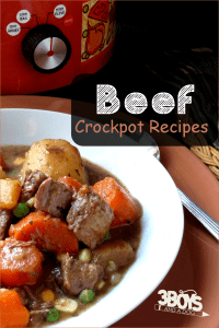 Over 27 Easy Crockpot Beef Recipes for Working Moms