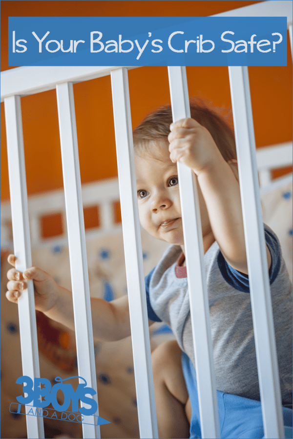 Is your child's crib safe?
