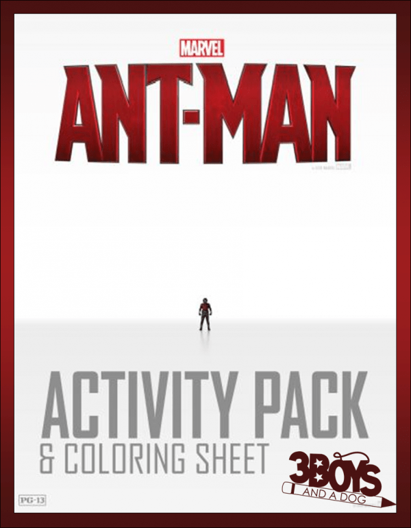 Marvels ANT-MAN Family Activity Packet.JPG