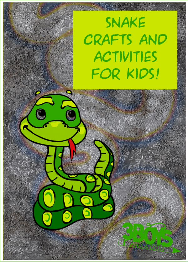 Over 27 Snake Activities for Kids