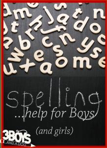 Spelling Practice Help for Kids