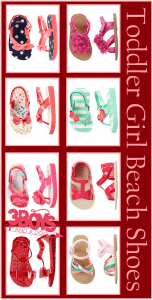 Must Have Toddler Beach Shoes