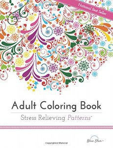 Adult Coloring Books: Stress Relieving Patterns $10.61