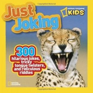 National Geographic Kids Just Joking $7.95