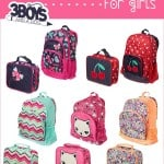 Back to School: Backpacks and Lunch Boxes for Girls