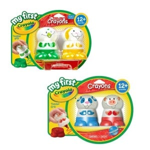 Toddler Washable Crayons $14.99
