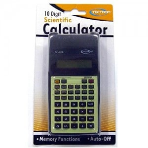 Scientific Calculator $12.99