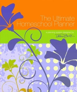 The Ultimate Homeschool Planner $25.20