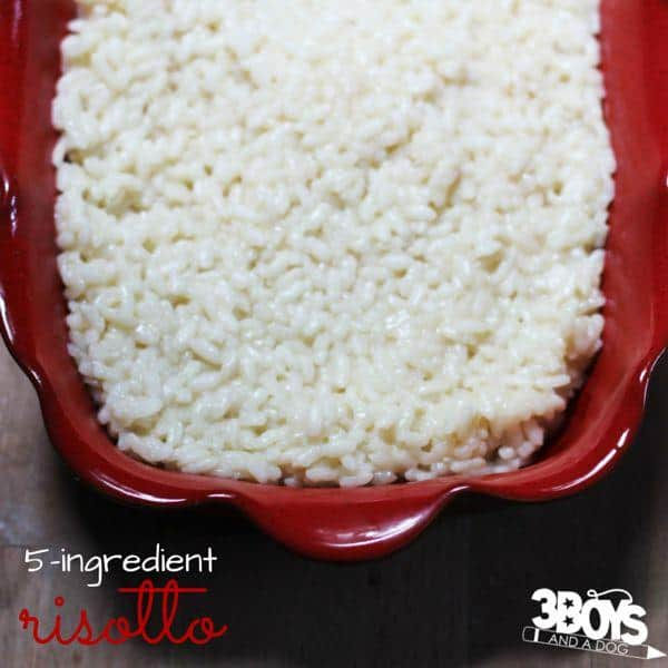 5-ingredient Risotto Recipes Easy to Make, Delicious Side Dish that can be ready in minutes!