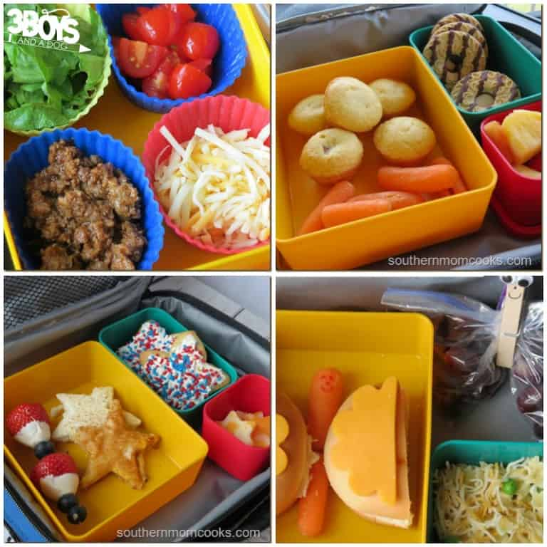 Amazing Bento Lunch Ideas for Kids