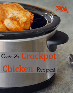 Easy Crockpot Chicken Recipes for Working Moms