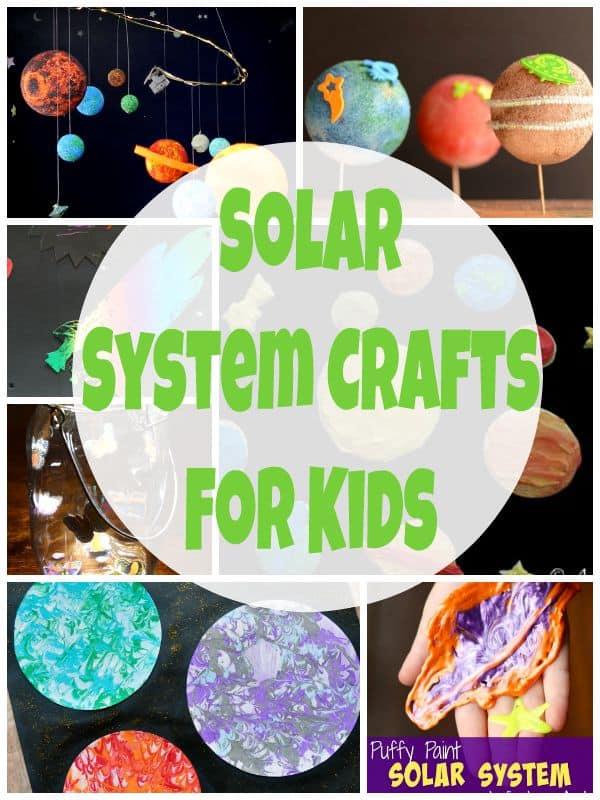 Solar System Art Project Circuit Diagram Images