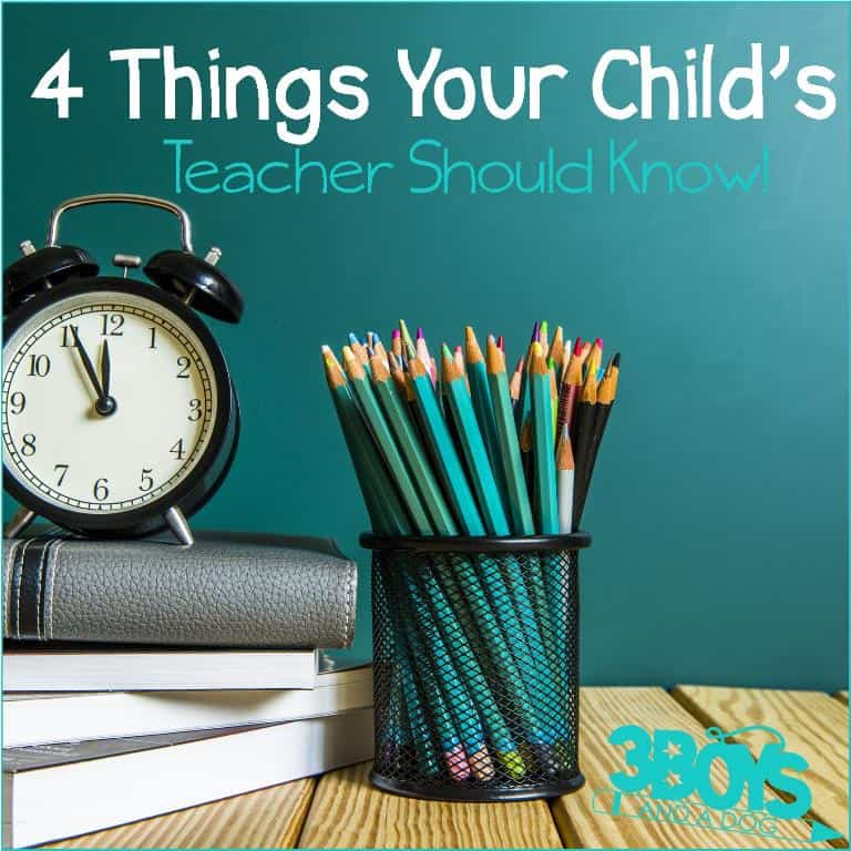 What should you cover at parent teacher conference