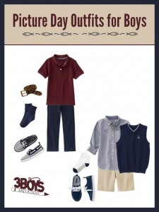 picture day outfits for boys