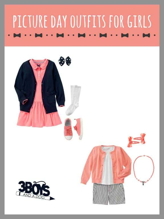 Picture Day Outfits for Girls