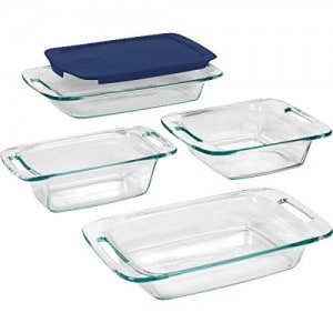 Pyrex 5-Piece Set $23.02