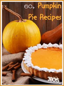 Over 60 Easy Pumpkin Pie Recipes