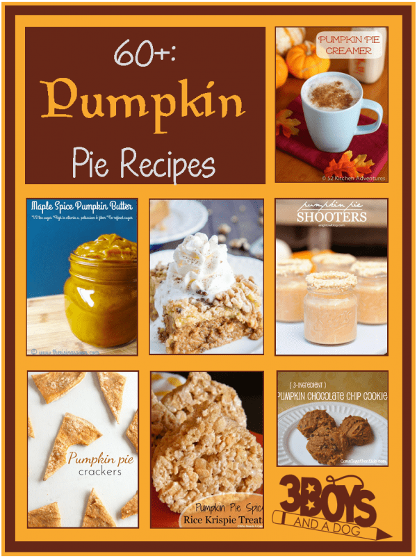 Pumpkin Pie Recipe Hacks