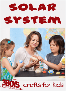 Over 20 Solar System Crafts for Kids