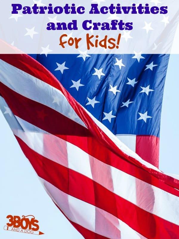 Americana Activities for Kids