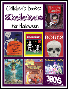 Childrens Books About Skeletons