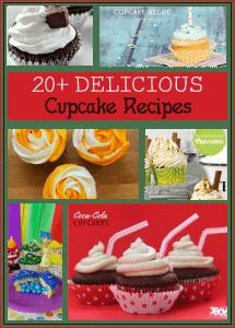 Over 20 Delicious Cupcake Recipes