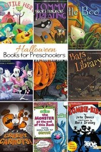 Preschool Halloween Books