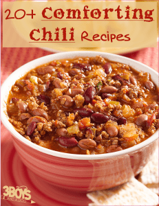 Over 20 Comforting Chili Recipes