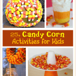 Over 25 Candy Corn Activities for Kids