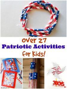 Over 27 Patriotic Activities for Kids