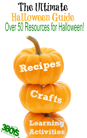 The Only Halloween Resource You Will Ever Need!