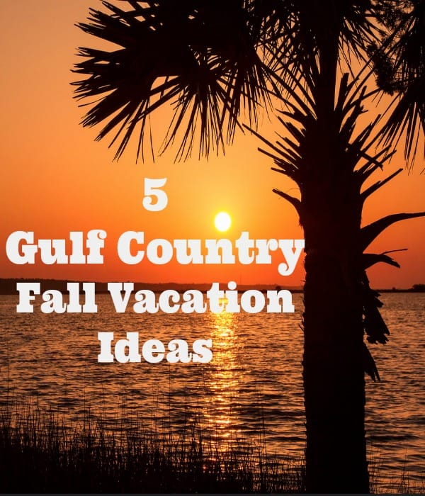 gulf country vacation