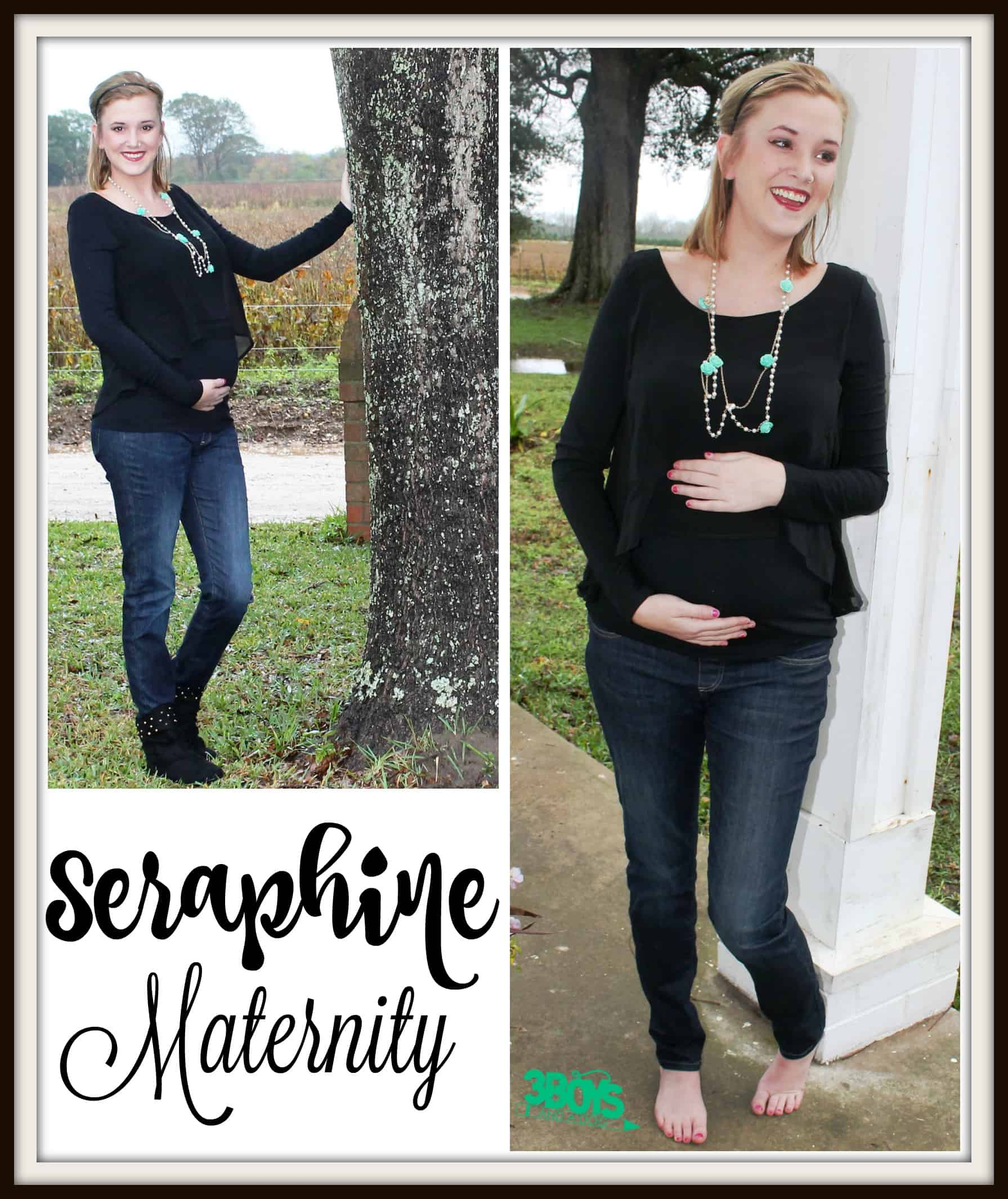 seraphine maternity