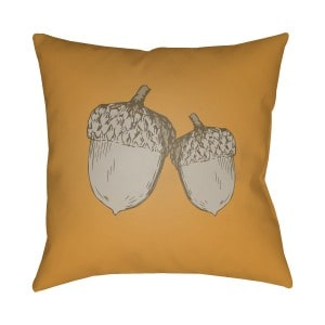Acorn+Throw+Pillow