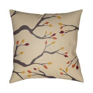 Branches+Throw+Pillow
