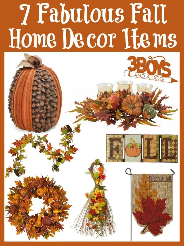 3 Home Decor Trends For Spring Brittany Stager: 7 Fabulous Fall Home Decor Items