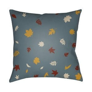Falling+Leaves+Throw+Pillow