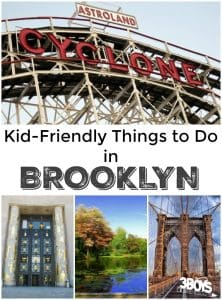 Kid Friendly Things to Do in Brooklyn, NY