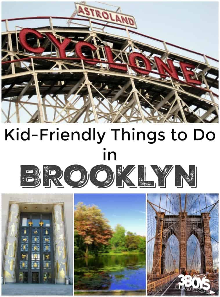 Kid Friendly Things to Do in Brooklyn