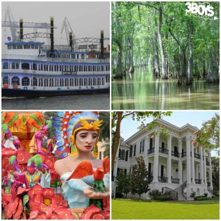 Louisiana Kid-Friendly Attractions